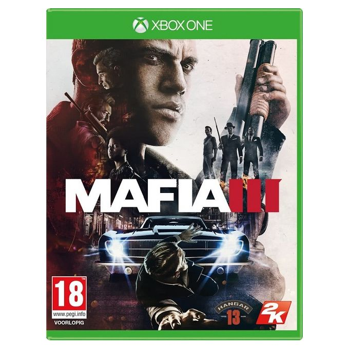 2K Games Xbox One Mafia 3