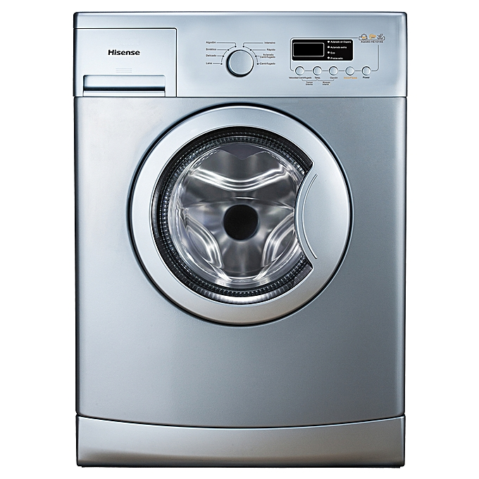 8kg Hisense Washing Machine 8012S Front Loader NEW MODEL | Horezone