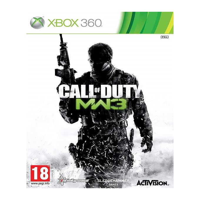 Activision Call Of Duty: Modern Warfare 3 Xbox 360