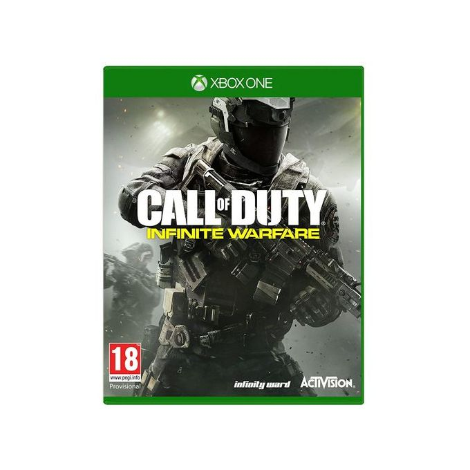 Activition Xbox One Call Of Duty Infinite Warfare