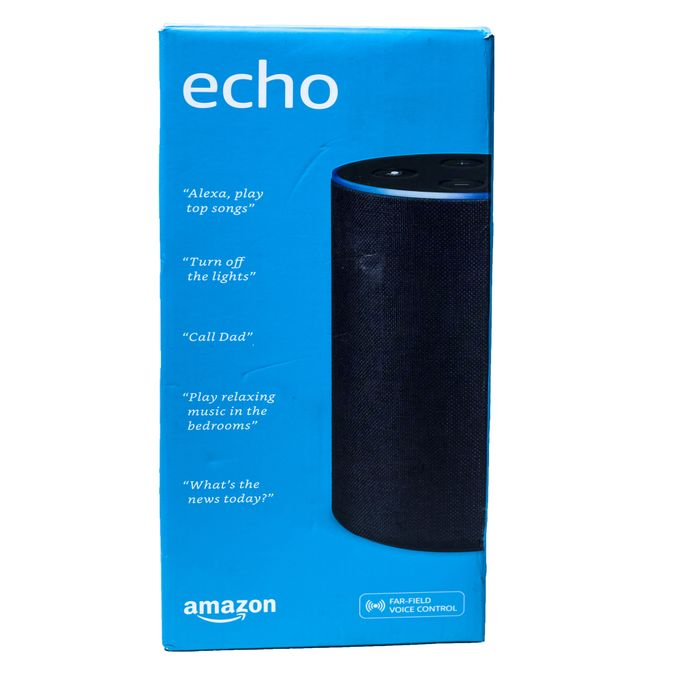 Amazon Alexa Echo Smart Device