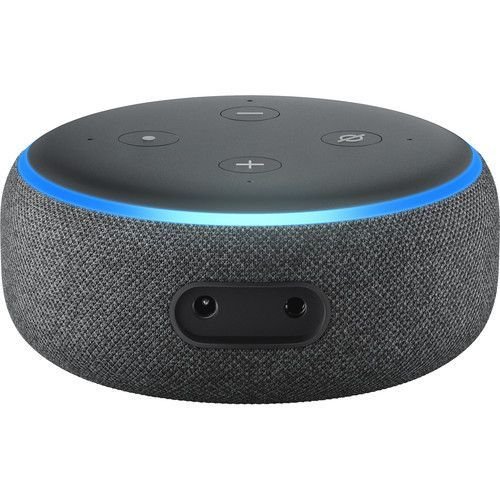 Amazon Echo Dot - [Charcoal]