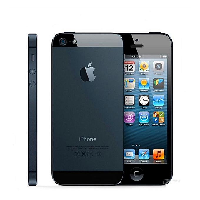 Apple IPhone 5 - 32GB ROM +1GB RAM -8 MP- 4 Inch - Apple Smartphones | Horezone