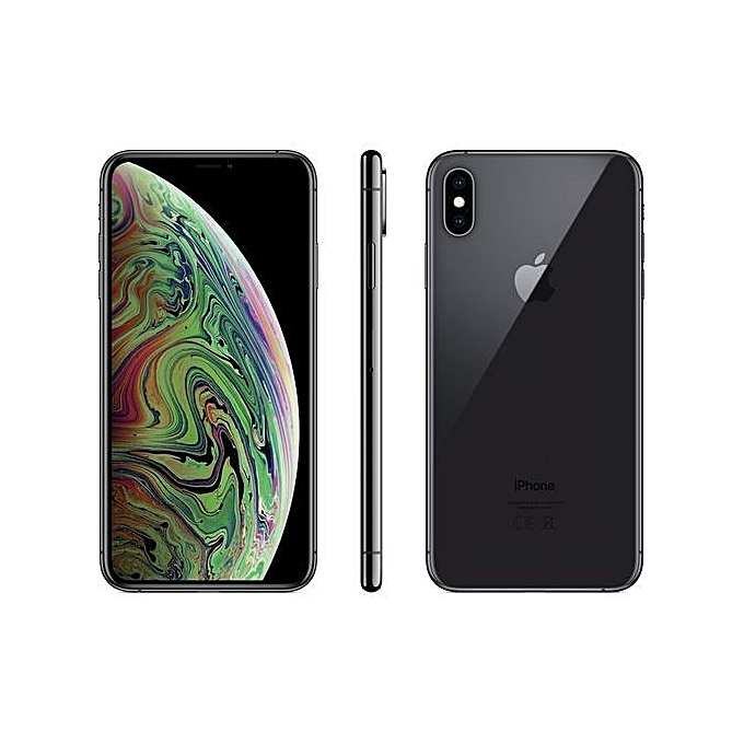 Apple IPhone XS Max (4GB RAM, 512GB ROM) IOS 12 (12MP + 12MP)+7MP (nano Sim & E-sim)- Space Gray | Horezone