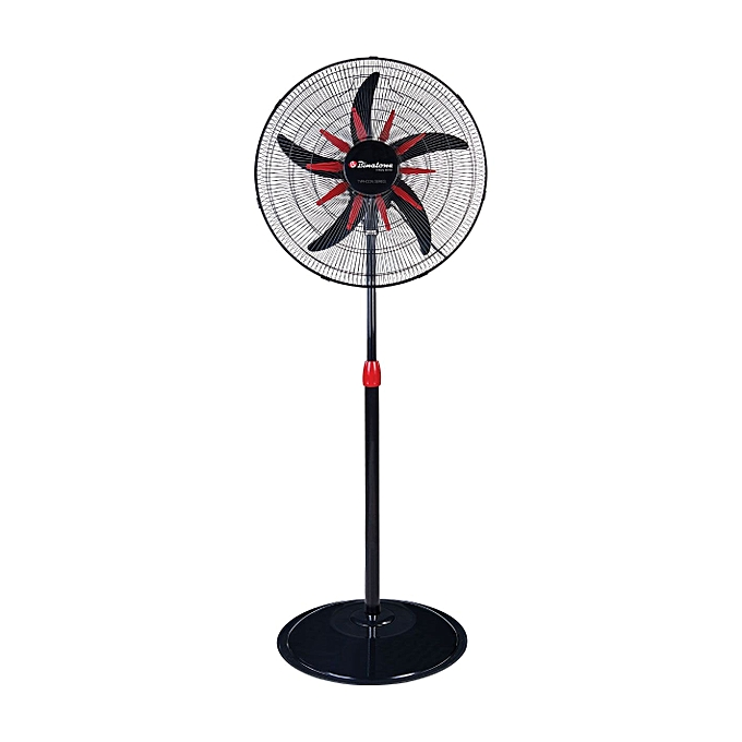 Binatone 16-Inch Duo Power Standing Fan A-1692 - Black