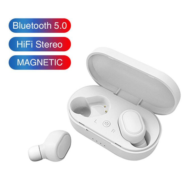 Bluetooth 5.0 Earpiece Noise Cancelling Headsets Earphone