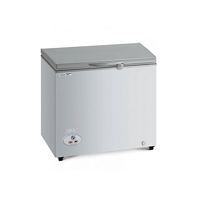 chest freezer panasonic 150L model with high blast cooling features