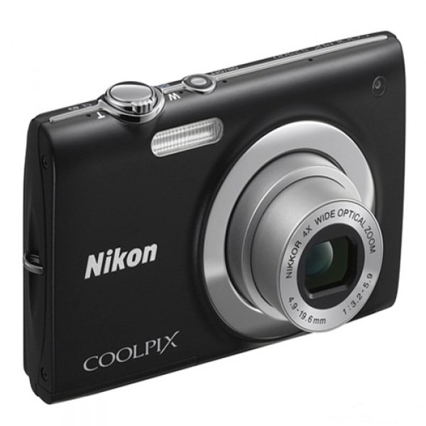 Nikon Coolpix S2900 20.1MP Digital Camera (Black)