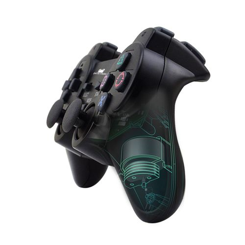 Data Frog 2.4GHz Wilreless Gamepad For Sony PS2 Controller Joystick Joypad For Sony Playstation PS2 For Sony PS3 For PC   Horezone
