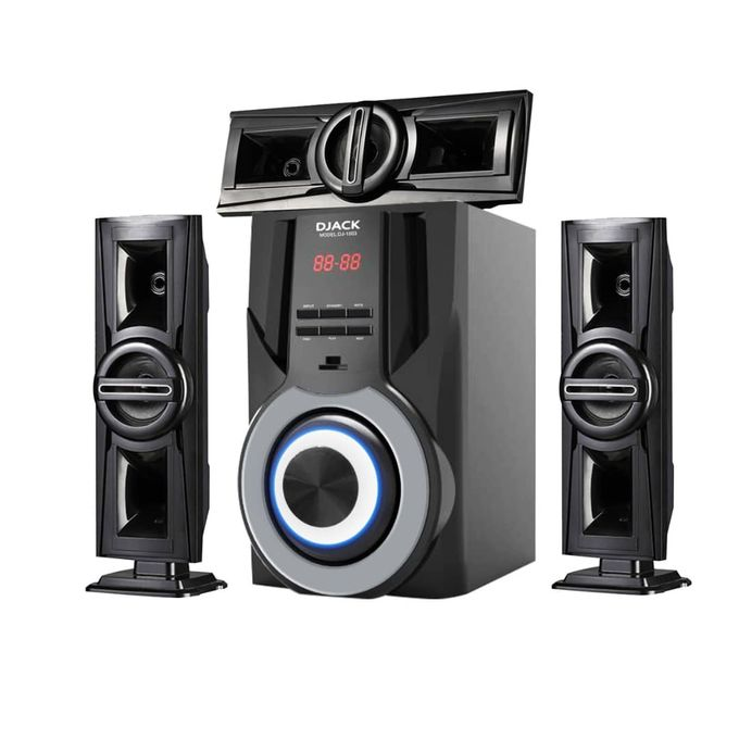 Djack 3.1ch Bluetooth Home Theater 3D real sound | Horezone