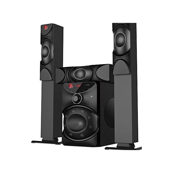 Djack Heavy Duty Bluetooth Home Theater System