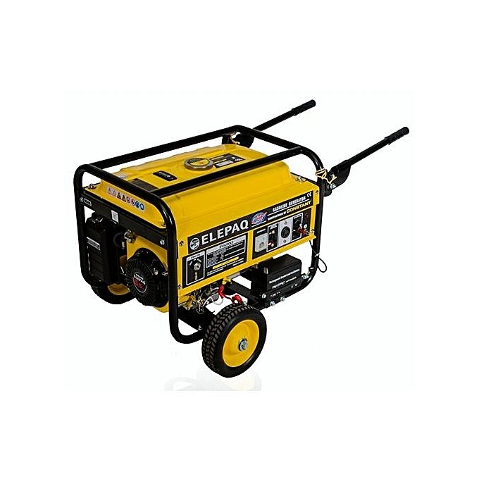Elepaq 4.5KVA Key Start Generator 100% Copper - SV-6800E2