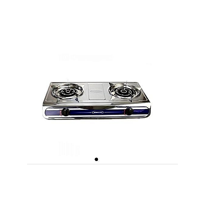 Haier Thermocool 2 Hob (double Burner) Table Top Gas Cooker