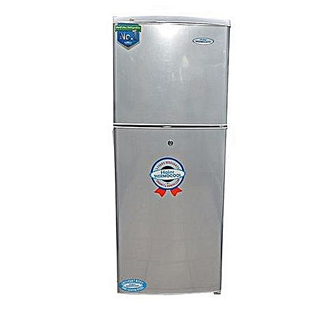 haier thermocool double door fridge 160L