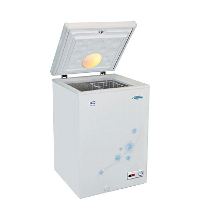 haier thermocool freezer with high regulatory compressor