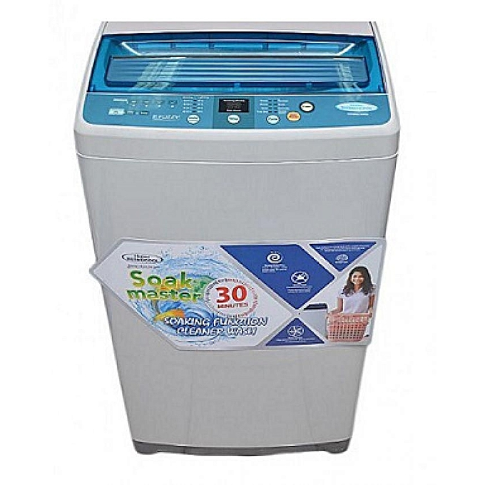 Haier Thermocool Top Load Automatic Washing Machine - 77600-0283 Hwm80-12699 (Tla 8Kg)