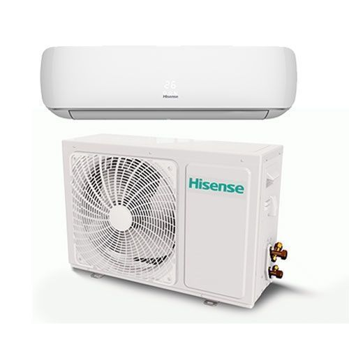 Hisense 1.5HP Split Unit AC With Copper Condenser plus Free installation  Kit