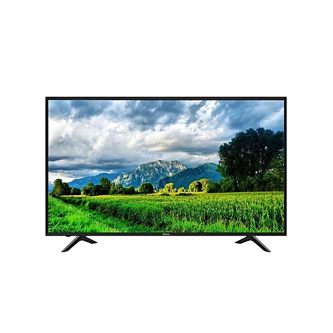 Hisense 55-Inch UHD Smart Curved LED TV 5600CW + 12 Months Warranty