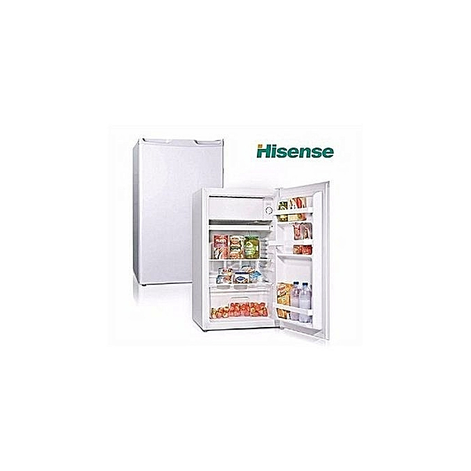 hisense single door fridge 100L