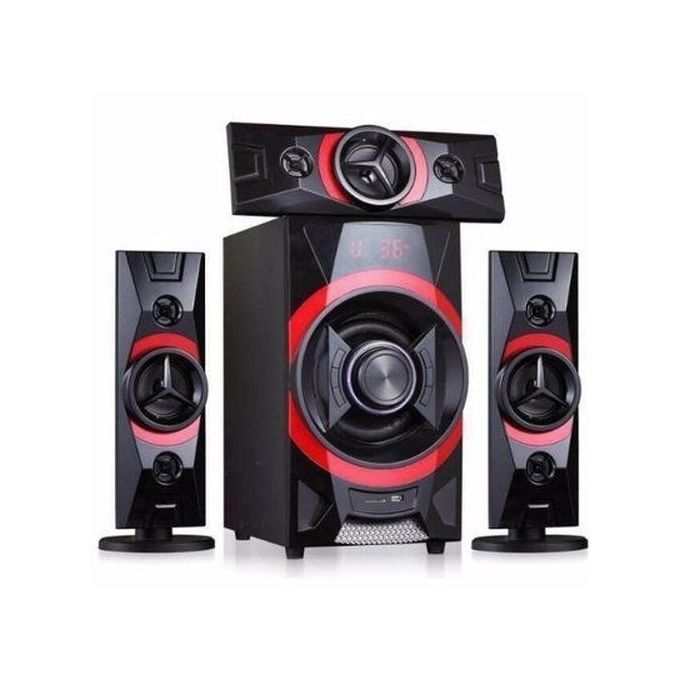 Home Theatre With Bluetooth with added DVD Player | Horezone