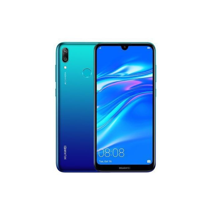 Huawei Y7 Prime (2019) 6.26-Inch Display (3GB RAM, 32GB ROM) Android 8.1 Oreo (13MP + 2MP) + 16MP 4G 4000 MAh