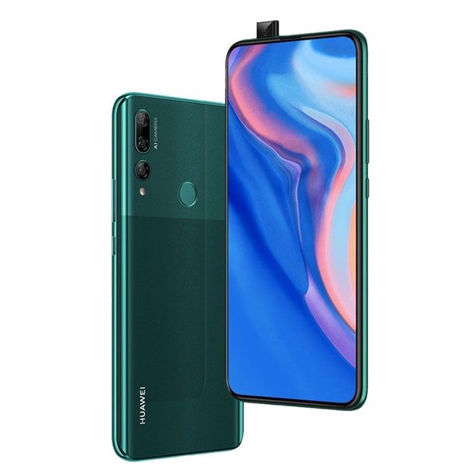 Huawei Y9 Prime 2019 6.59-Inch (4GB, 128GB ROM) Android 9, 16MP Pop-up Selfie Camera, 4000 MAh 4G Smartphone - Emerald Green