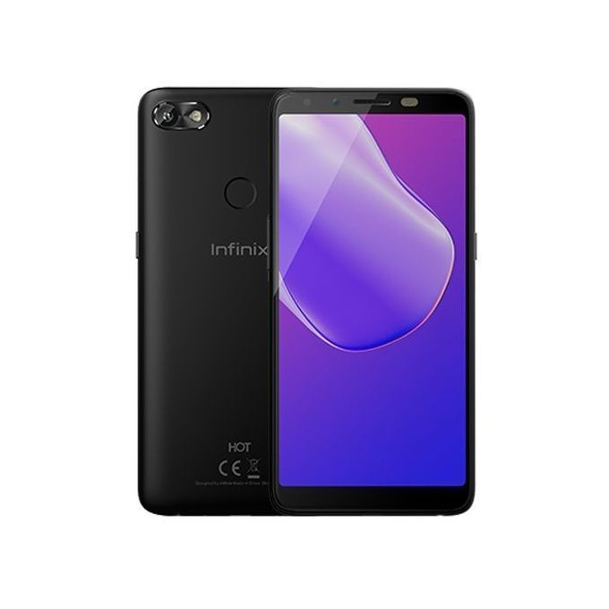 Infinix Hot 6 (X606) 6-Inch HD+ Screen - (1GB RAM, 16GB ROM) - Android 8