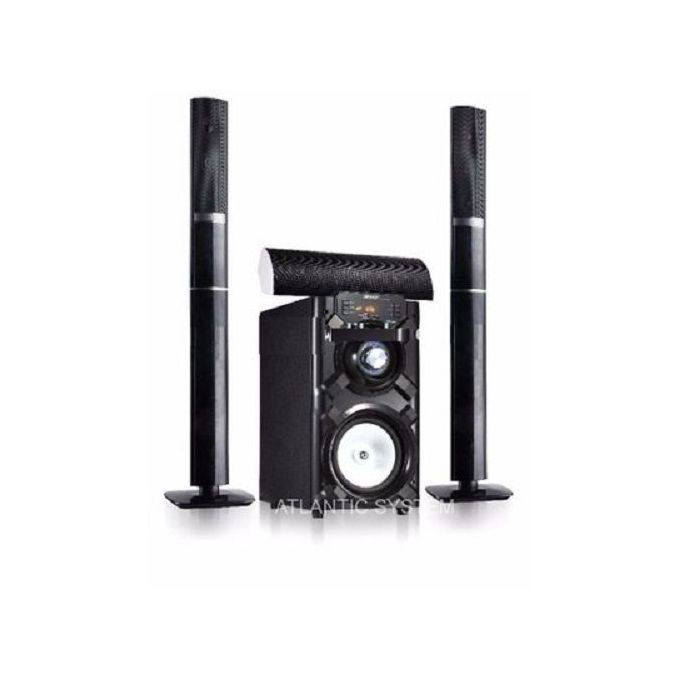 Jiepak Duty Bluetooth Home Theatre System