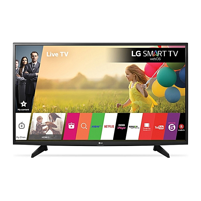 LG 43 INCH Full HD Smart LED TV With Two Years Warranty | Horezone
