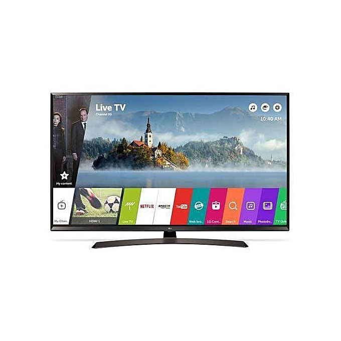 LG 60'' Inch SMART UHD 4K SATELLITE TV