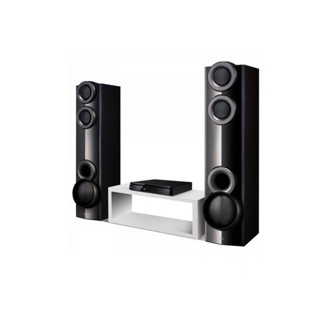 LG AUD 675 LHD 5.1 Ch.Bluetooth DVD Home Theater System Sound Tower | Horezone
