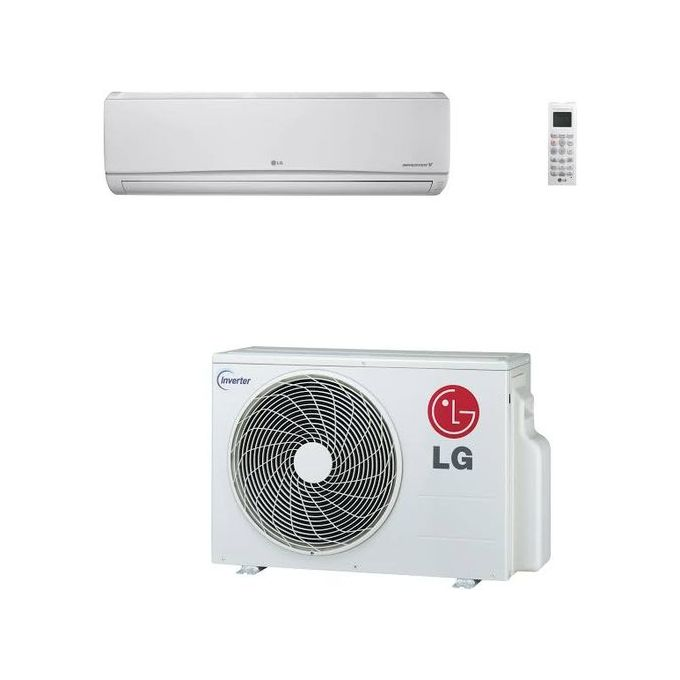 LG Gencool - B Inverter Split Unit Airconditioner 1.5 HP - White | Horezone