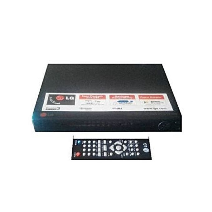 LG Powerful DVD Player With Last Memory | Horezone