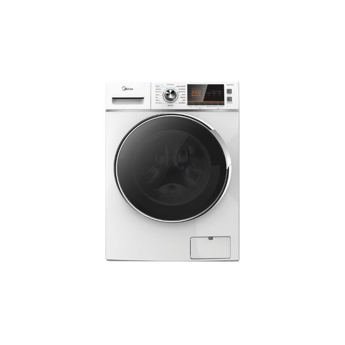 Midea 10kg Front Load Automatic Inverter Washing Machine