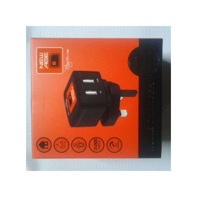 New Age New Age Heavy Duty Plus Dual Fast Charger | Horezone