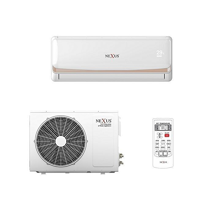 Nexus 1.5HP Split Air Conditioner With Installation Kit