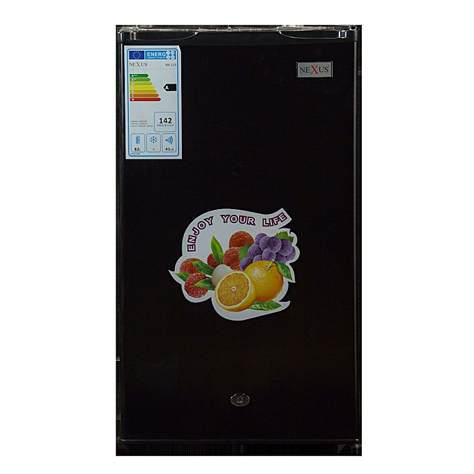 nexus single door fridge 125L NX-125L