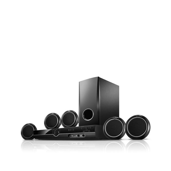 Niko 5.1 Channel Home Theater HT358 Good Quality (Free Bluetooth Earpods)