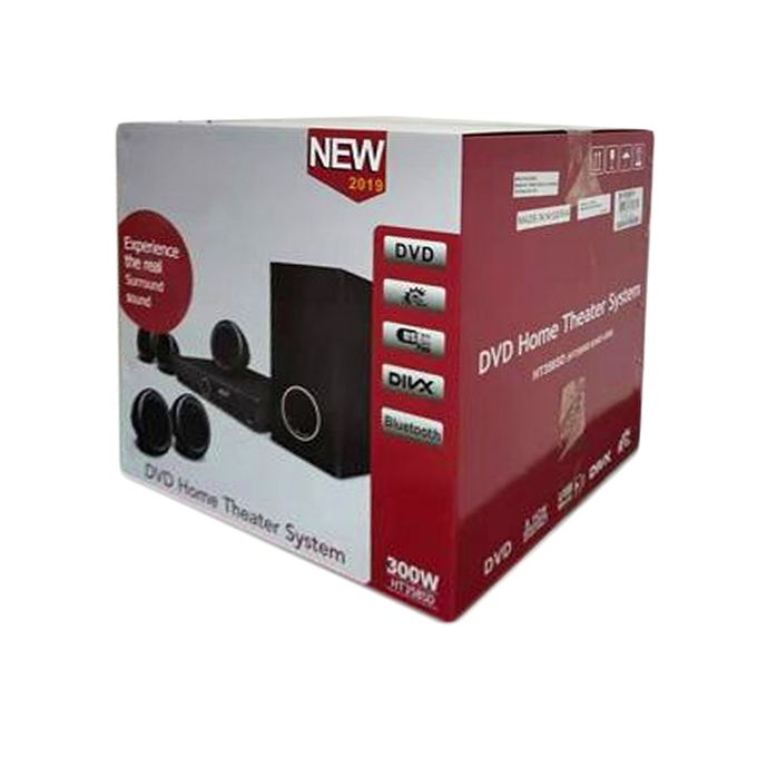 Niko 5.1 Channel Home Theater HT358 Good Quality (Free Bluetooth Earpods) | Horezone