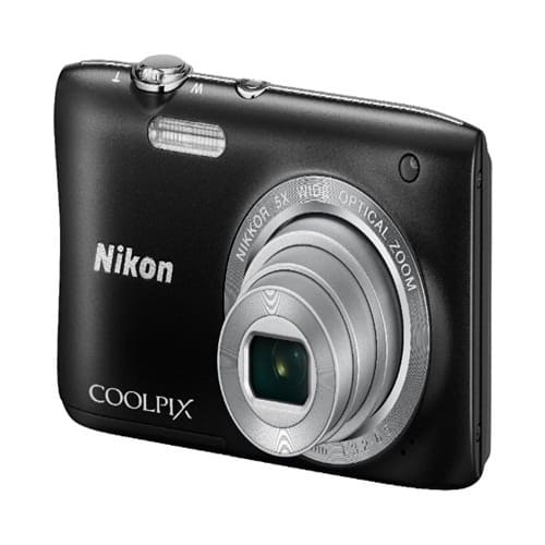 nikon coolpix s29000 20.1mp digital camera black