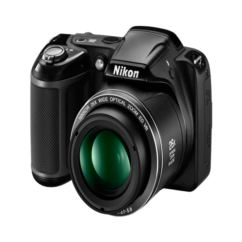 Generic Nikon D3400 Entry-level SLR Cameras Black