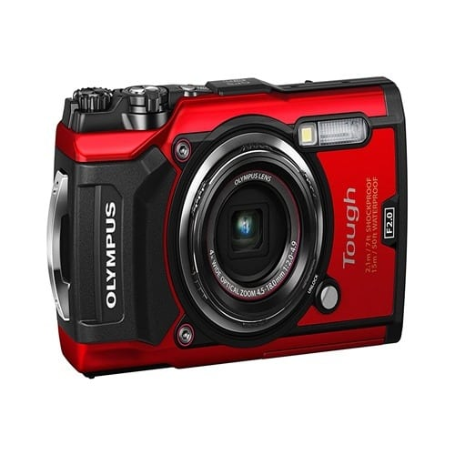 Olympus Stylus TOUGH TG-5 Waterproof 12MP Digital Camera | Horezone