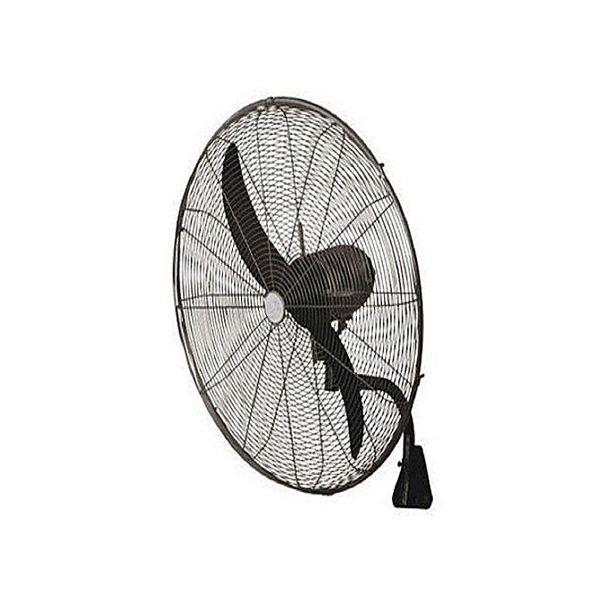 Orl 26 Inch Industrial Wall Fan Black