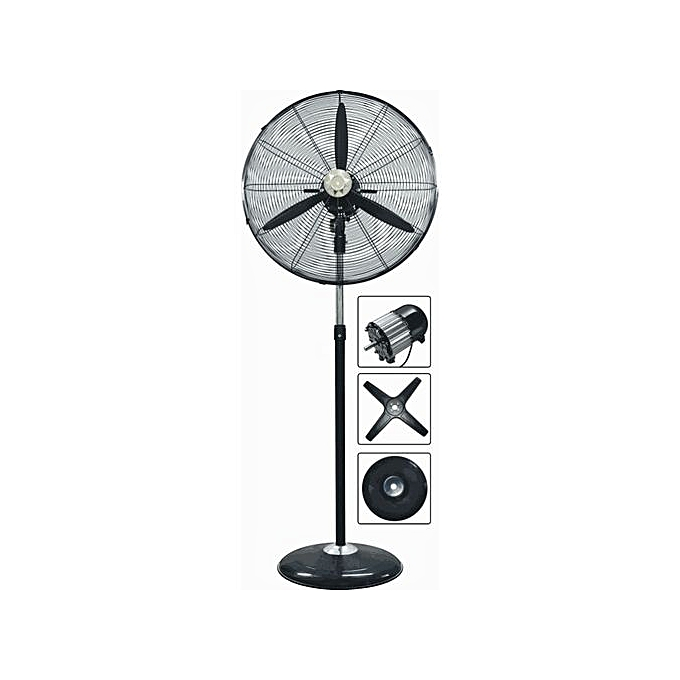 "Orl Standing Fan Industrial 18"" Inches"