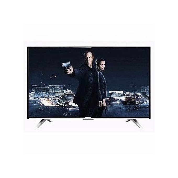 Polystar 43'' HD Smart LED TV With Free Wall Bracket | Horezone