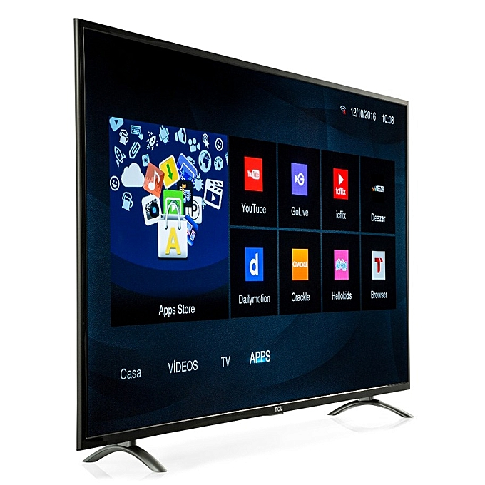 "Polystar 65"" Andriod Smart 4K HD TV: PV-LED65S6600"