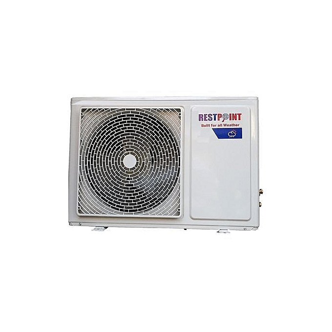 Restpoint Air Conditioner (1HP) With Installation Kits | Horezone