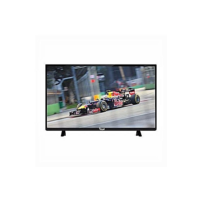 Royal 40 INCHES FULL HD LED TV +FREE WALL BRACKET | Horezone