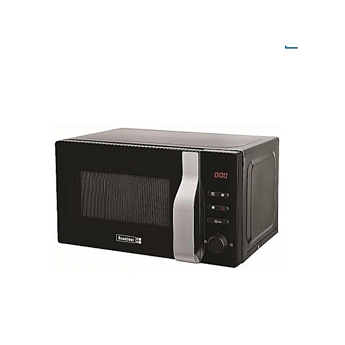 scanfrost microwave oven with quality grill function