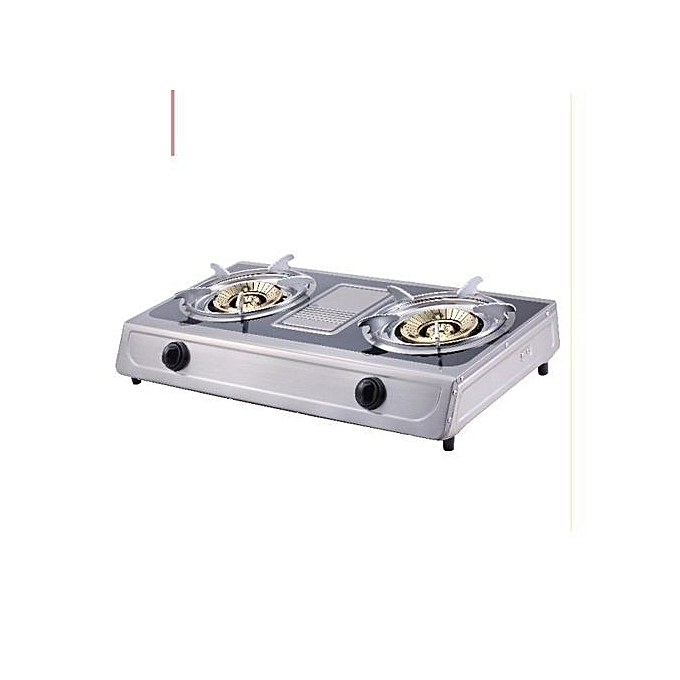 Scanfrost SFFTC 2003 Table Top 2 Hob Burners Gas Cooker | Horezone
